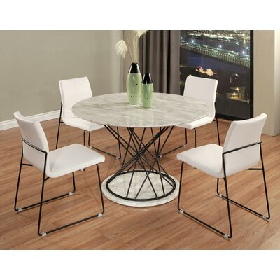 Janette 5 Piece Dining Set