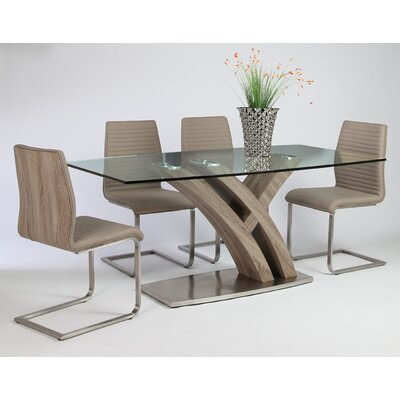 Quanto Basta 5 Piece Dining Set