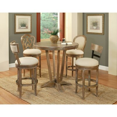 Clarksville 30 Swivel Bar Stool With Cushion