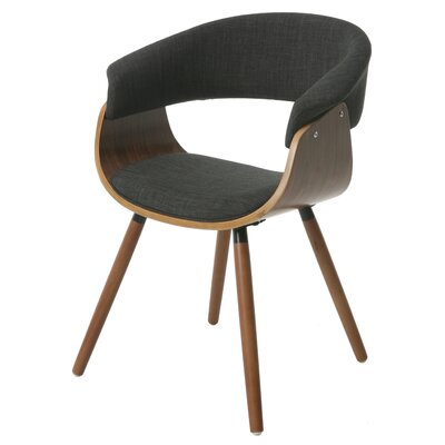 Olivia Arm Chair Upholstery: Dark Gray