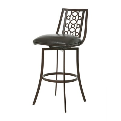 Valentijn 26 inch Swivel Bar Stool