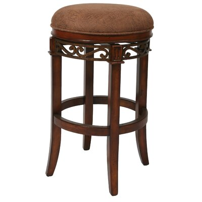 Burtch 30.2 Swivel Bar Stool