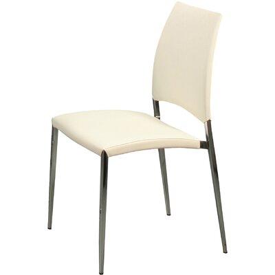 Ferguson Side Chair Upholstery: Ivory