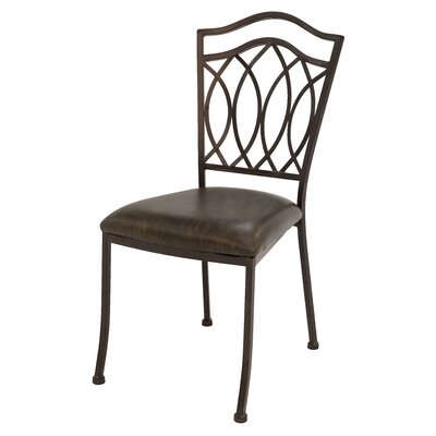 Cafferata Upholstered Fabric Side Chair