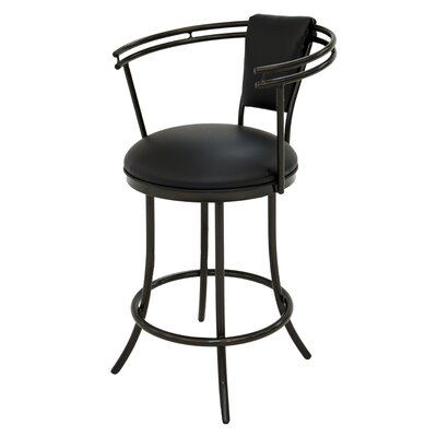 Regalita Swivel Bar Stool Height: 26