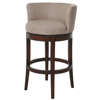Markham Modern 31 Swivel Bar Stool