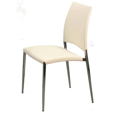 Ferguson Side Chair Upholstery: Ivory