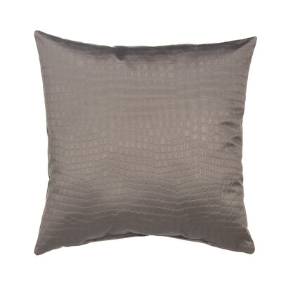 Croc Throw Pillow Cover