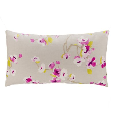 Cherry Blossom Lumbar Pillow