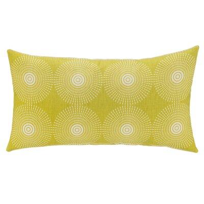 Supernova Velvet Lumbar Pillow Cover