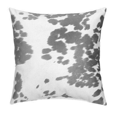Cow Throw Pillow Cover