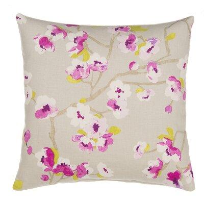 Cherry Blossom Throw Pillow Cover