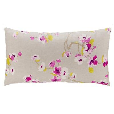 Cherry Blossom Lumbar Pillow Cover