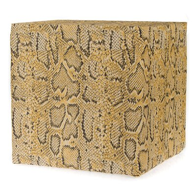 Decorative Cube Ottoman