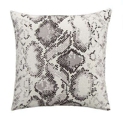 Reptile Throw Pillow