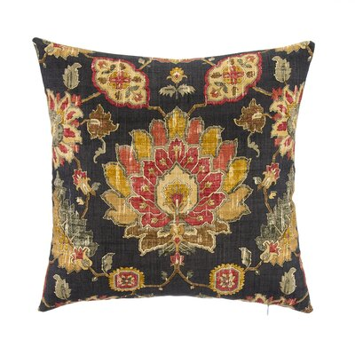 Marrakesh with Linen Back Throw Pillow