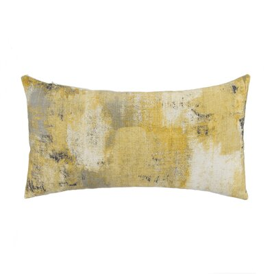 Urban Decay with Bone Velvet Lumbar Pillow Case