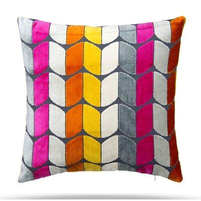 Domain Cotton Throw Pillow