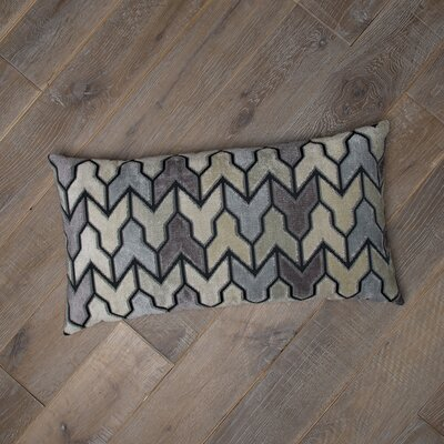 Metro Cotton Lumbar Pillow