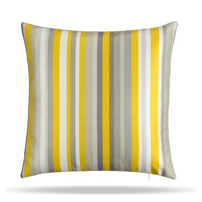 Sunny Cotton Throw Pillow