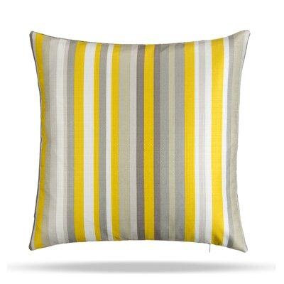 Sunny Cotton Throw Pillow