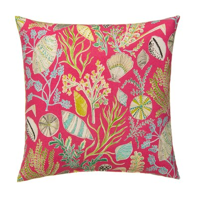 South Beach Outdoor Throw Pillow