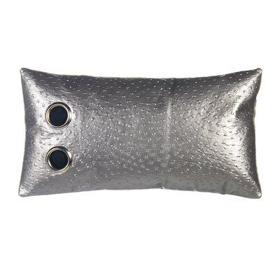 Hugo Velvet Lumbar Pillow
