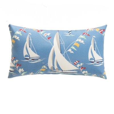 Skipper Outdoor Lumbar Pillow