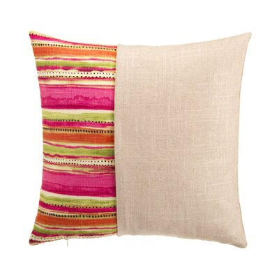 Edouard 100% Cotton Throw Pillow
