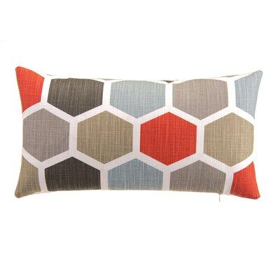 Jacque 100% Cotton Lumbar Pillow