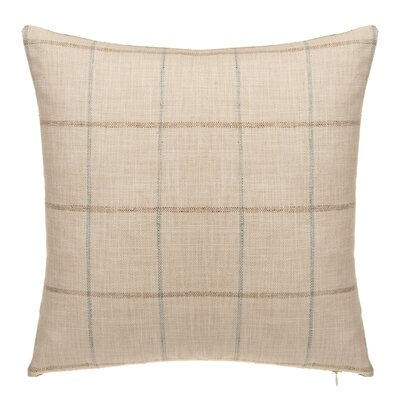 Martha Linen Throw Pillow