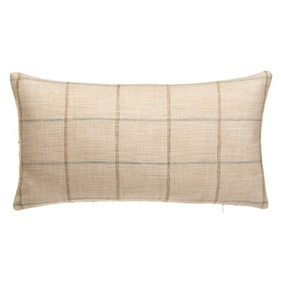 Martha Linen Lumbar Pillow