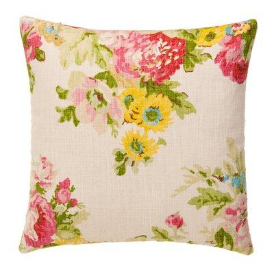 Hoboken Linen Throw Pillow