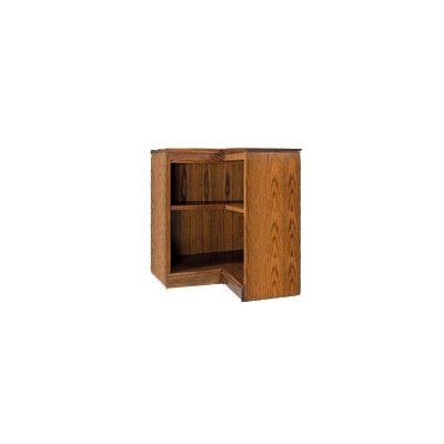 Signature Series Inside Corner Unit Bookcase Product Picture 2334