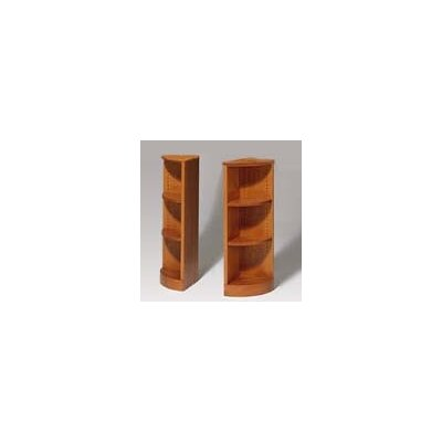 Signature Series Quarter Round Corner Unit Bookcase Product Picture 2558