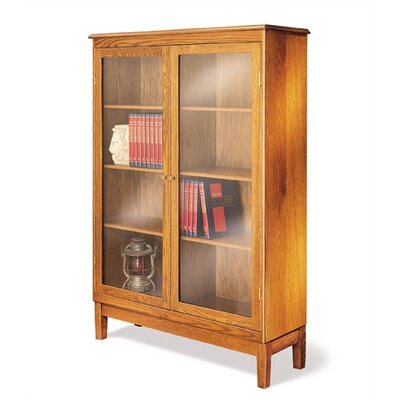 Traditional Library 53 Bookcase Finish: Light Walnut (Birch) Product Image 88