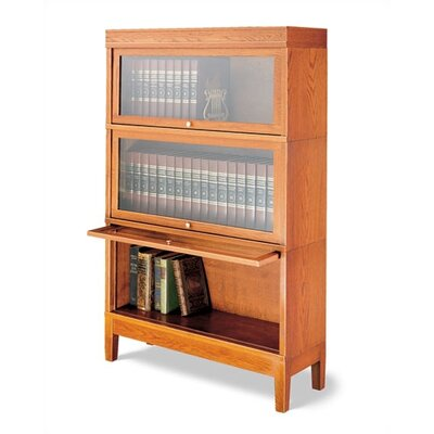 Series Deep Barrister Bookcase Sectional Product Picture 7828