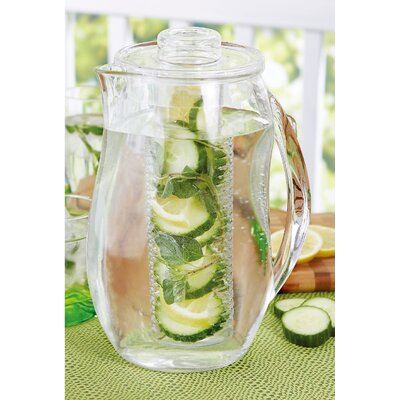 Andera Acrylic 3 Piece Pitcher Set
