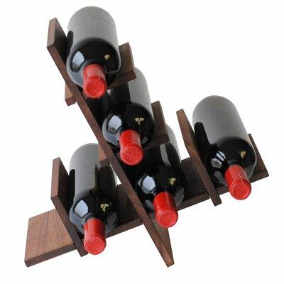 BYO Wine Rack 5 Bottle Tabletop Wine Rack