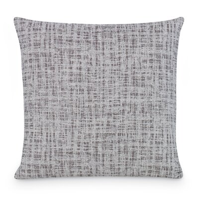 Transmit Throw Pillow Color: Gray