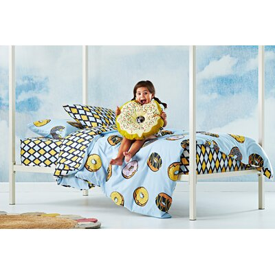 Krispy Dreme Twin Reversible Duvet Cover