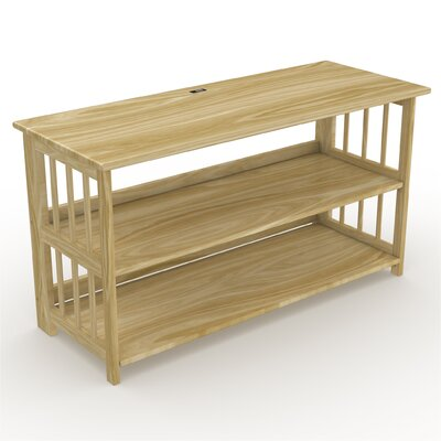42 TV Stand Color: Natural