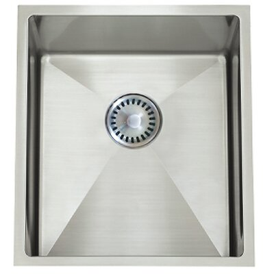 14 x 10 PermaClean Undermount Double Bowl Kitchen Sink