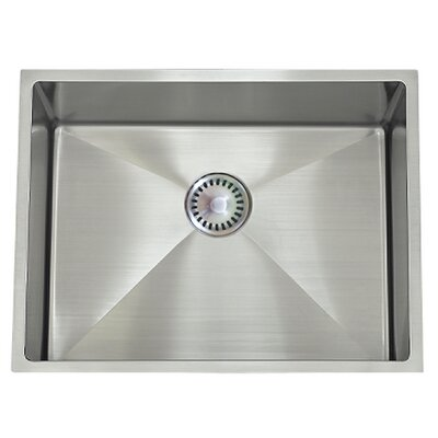 21 x 10 PermaClean Undermount Double Bowl Kitchen Sink