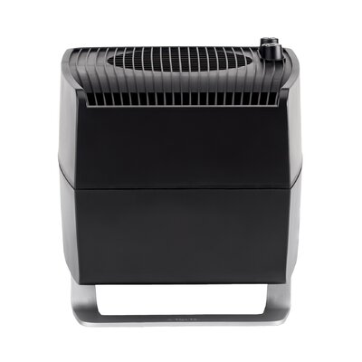 AIRCARE Companion 1.6 Gal. Warm Mist Evaporative Tabletop Humidifier