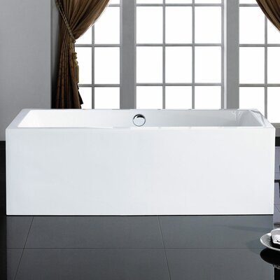 Caesar 60 x 31 Soaking Bathtub