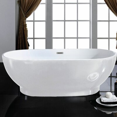 Cromwell 67 x 32 Soaking Bathtub