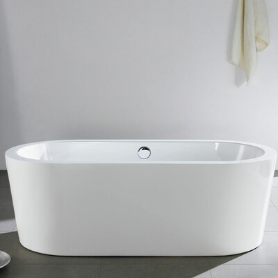 Mandalay 66 x 31 Soaking Bathtub