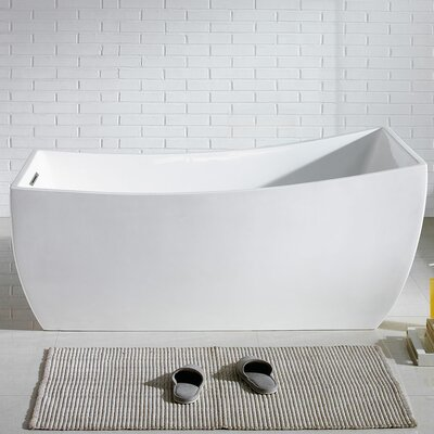 Luxor 66 x 31 Soaking Bathtub