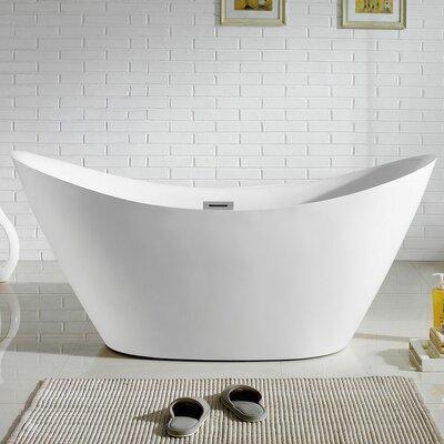 Riviera 67 x 38 Soaking Bathtub